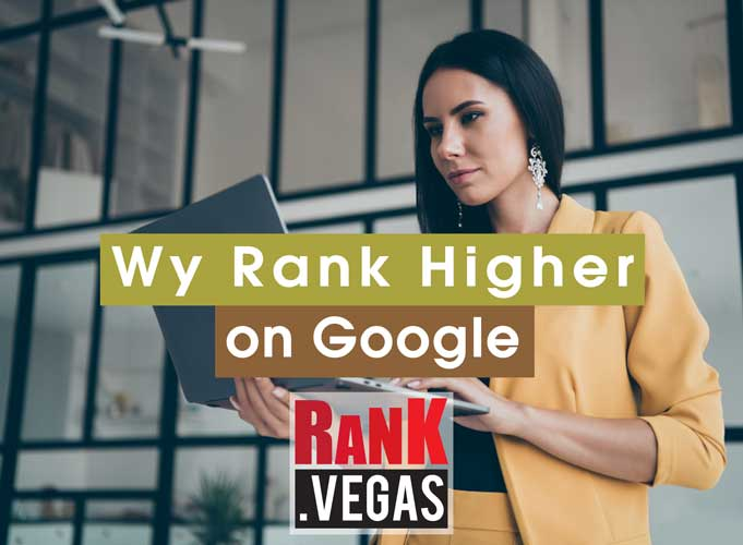 why rank higher on google